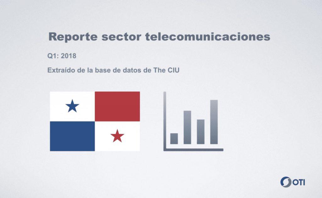 Reporte de telecomunicaciones - Panamá