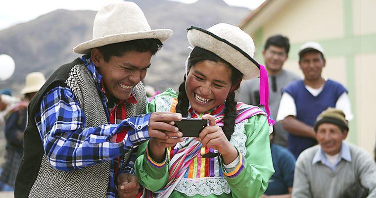 LAS TELECOMUNICACIONES CRECIERON 5.8% EN SETIEMBRE