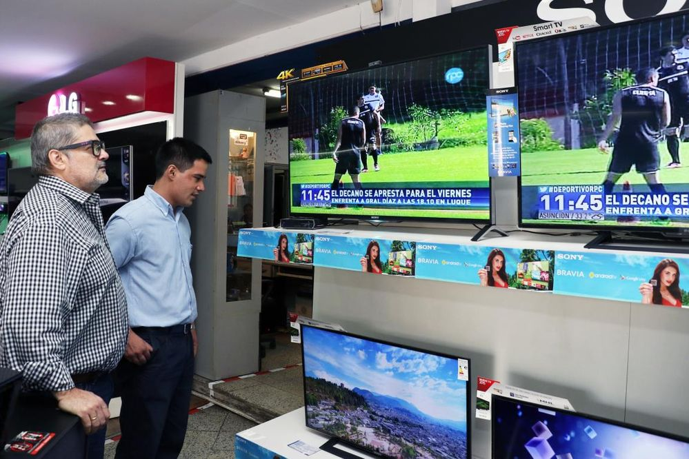 PARAGUAY ES EL ÚLTIMO PAÍS EN IMPLEMENTAR LA TELEVISIÓN DIGITAL