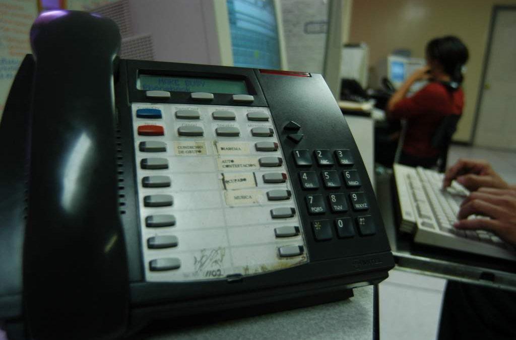 TELEFONÍA FIJA DE HONDURAS PERDIÓ 93,850 LÍNEAS