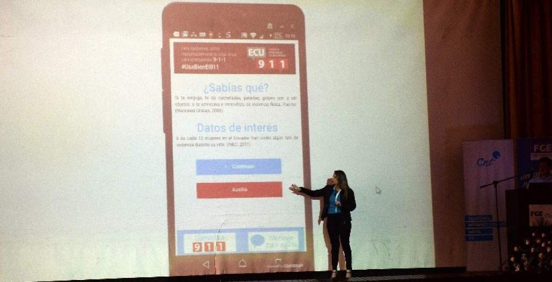 CNT Y FISCALÍA PRESENTARON APLICACIÓN WEB CONTRA LA VIOLENCIA DE GÉNERO