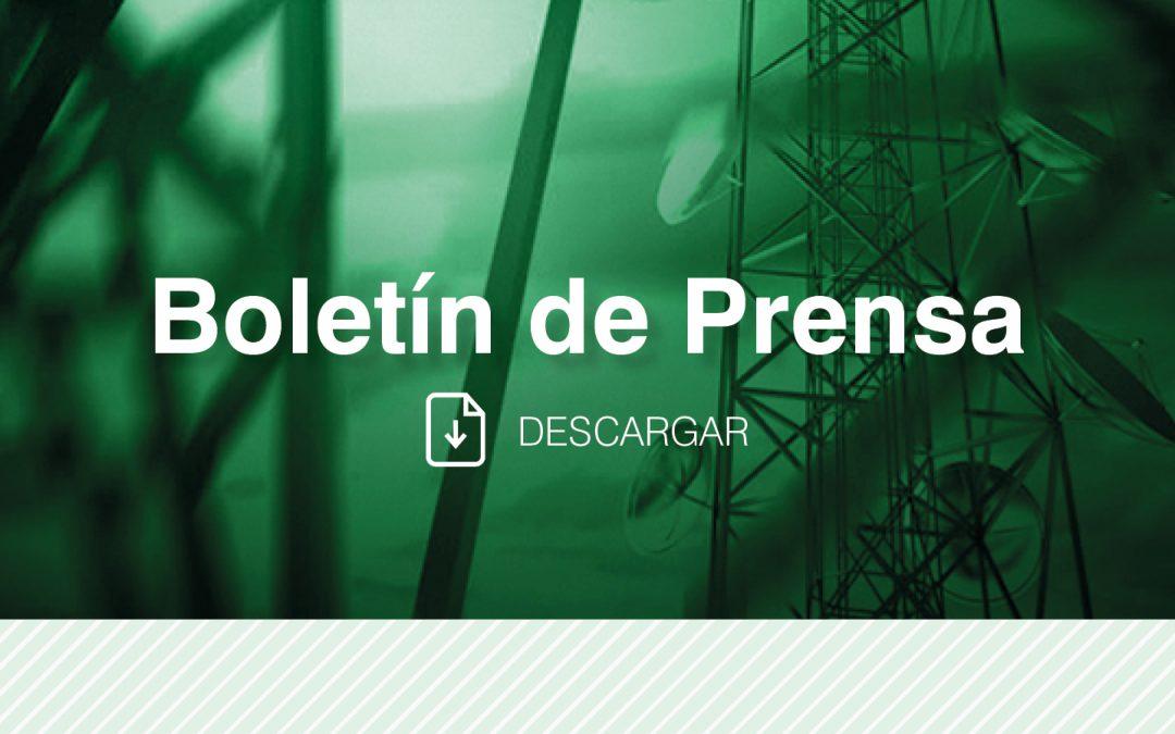 Boletín 017-La organización de telecomunicaciones de Iberoamérica celebra su reunión 2016 en la ciudad de México (11 14, 2016)