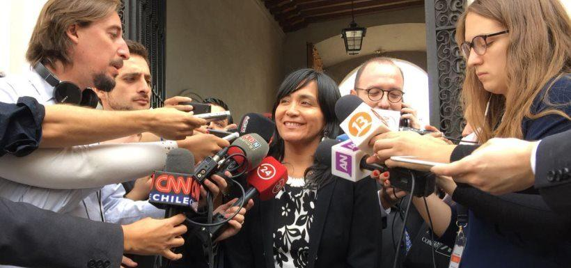 CHILE: NUEVA MINISTRA DE TRANSPORTE Y TELECOMUNICACIONES ASUME DESTACANDO EXPERTISE TÉCNICA