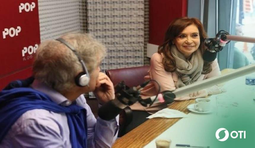 CFK: El periodismo no tiene libertad de expresión en Argentina