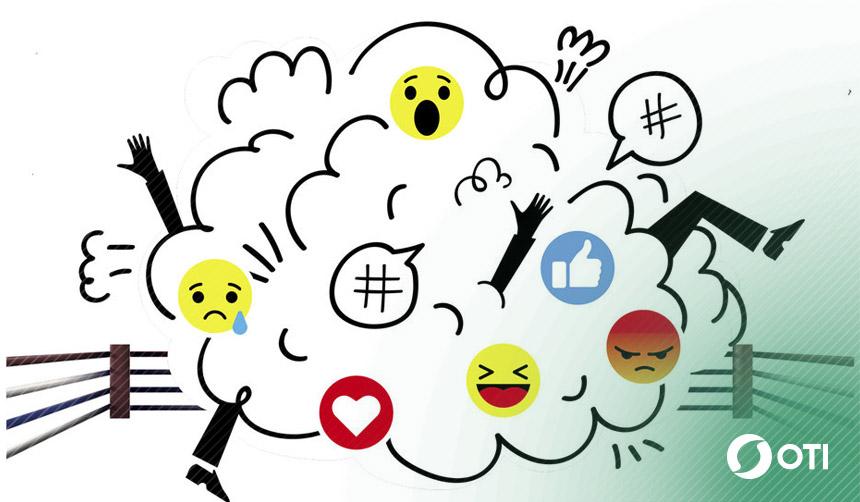 Redes sociales el ring de la 'guerra sucia' de 2018