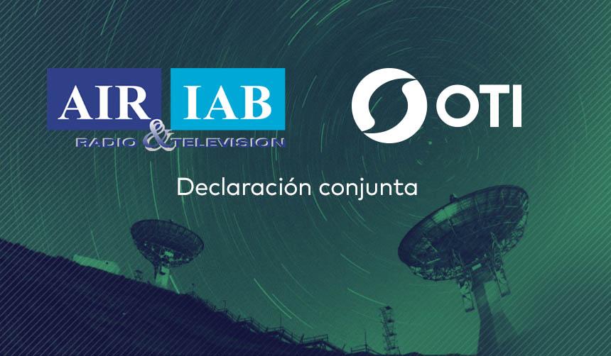 Declaración conjunta OTI – AIR (11 29, 2017)