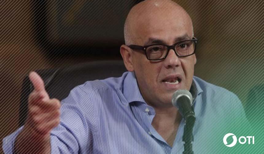 Ministro Jorge Rodríguez: Libertad de expresión es plena en Venezuela