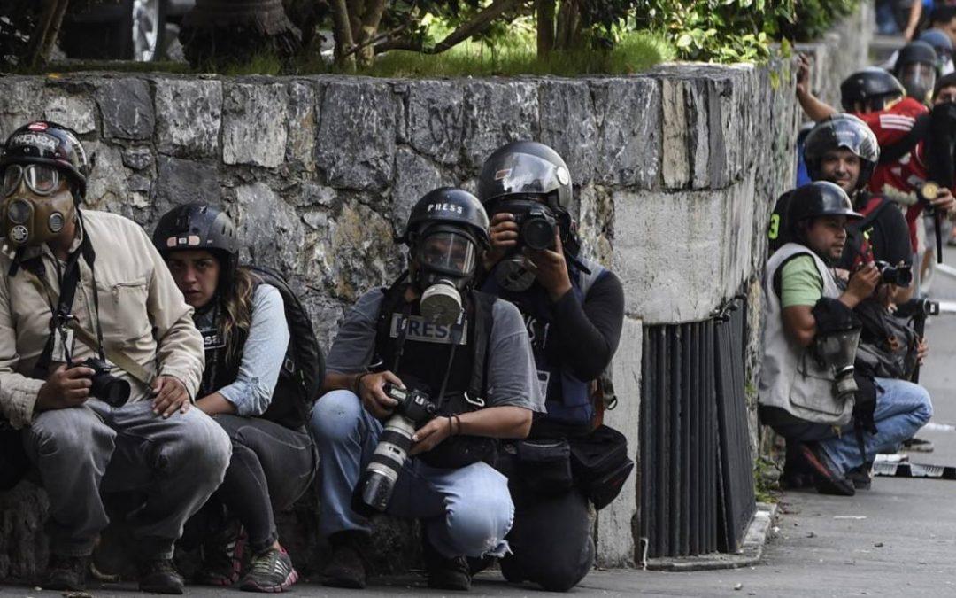 SNTP registró 498 violaciones a libertad de expresión en Venezuela
