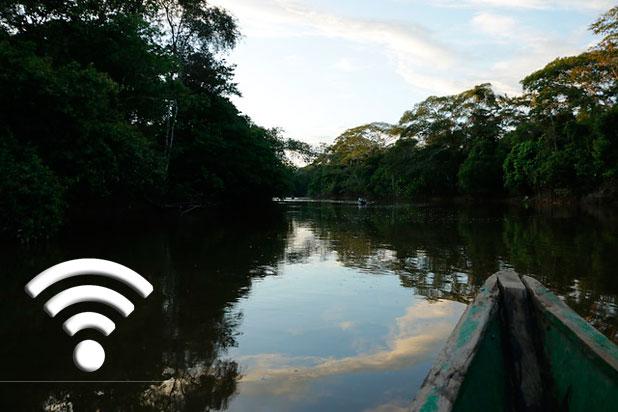 Gobierno llevará internet gratuito a la selva colombiana