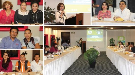 Celebra el Inaip Jornadas de Protección de Datos Personales