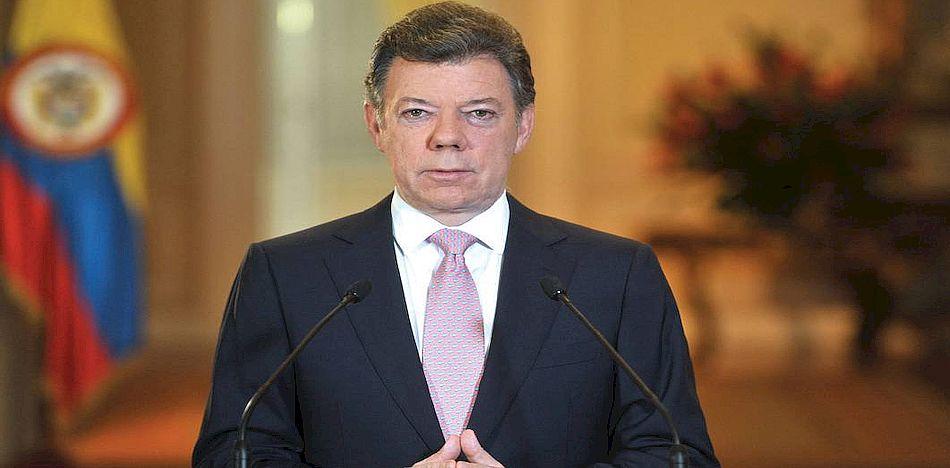 Presidente Santos alertó sobre posible ataque cibernético en elecciones 2018 en Colombia