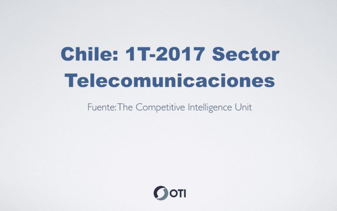 OTI Telecom – Reporte de Telecomunicaciones en Chile – 1T2017