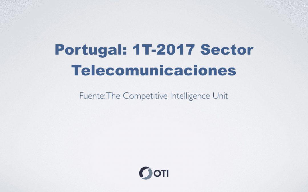 OTI Telecom – Reporte de Telecomunicaciones en Portugal – 1T2017