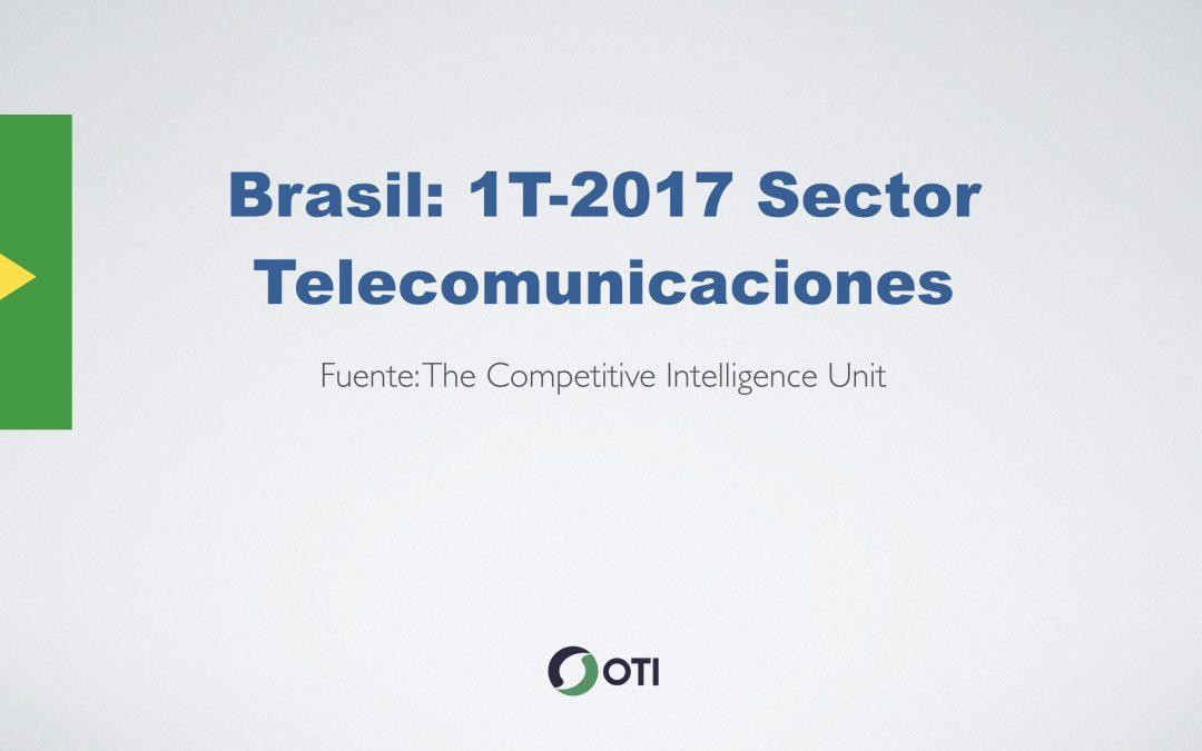 Video: Brasil 1T-2017 Telecomunicaciones