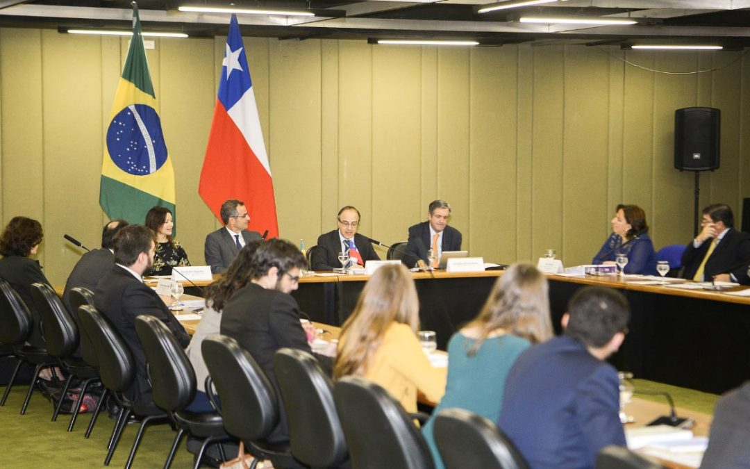 Brasil y Chile: eliminarán tarifa de itinerancia (11 18, 2018)