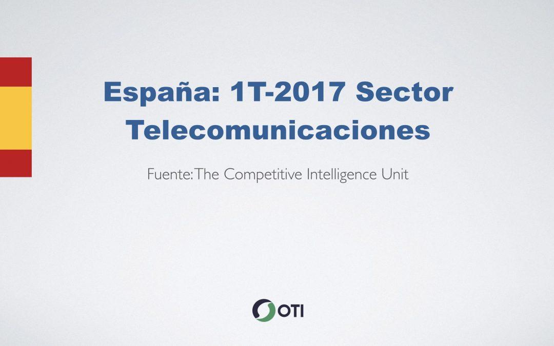 Video: España 1T-2017 Telecomunicaciones