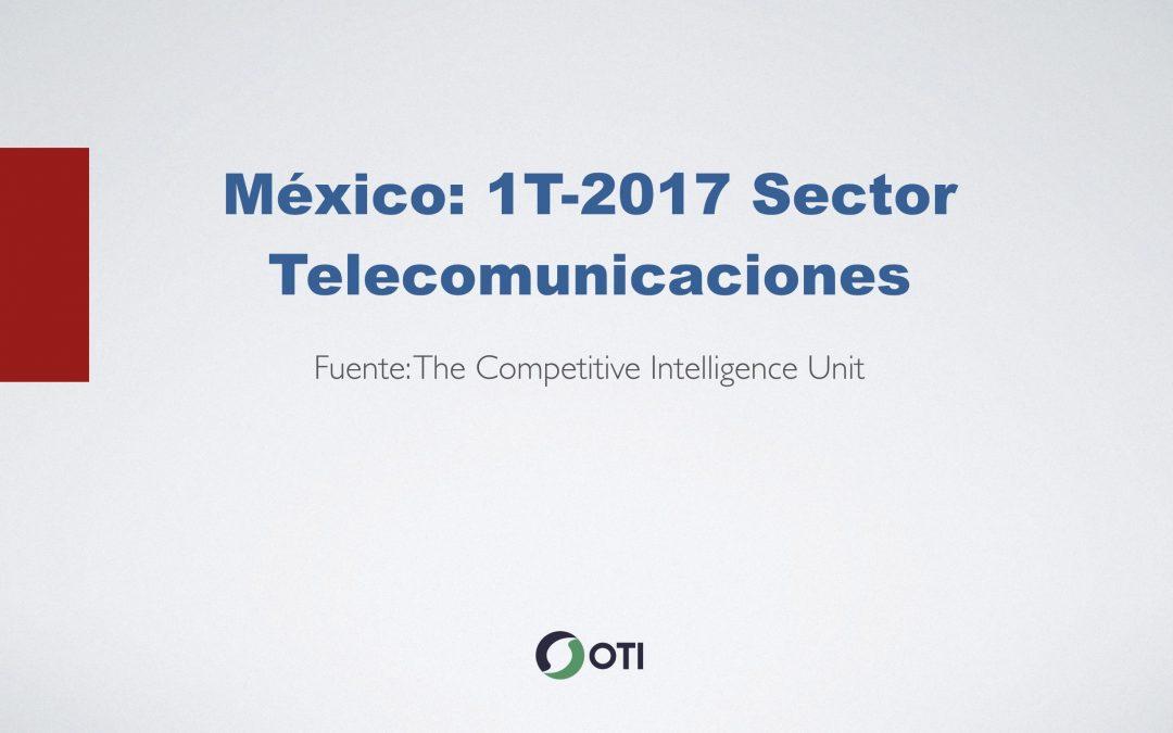 Video: México 1T-2017 Telecomunicaciones