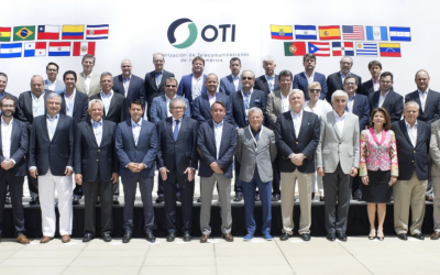 Emilio Azcárraga y Sir Martin Sorrell relanzan la OTI (04 08, 2016)