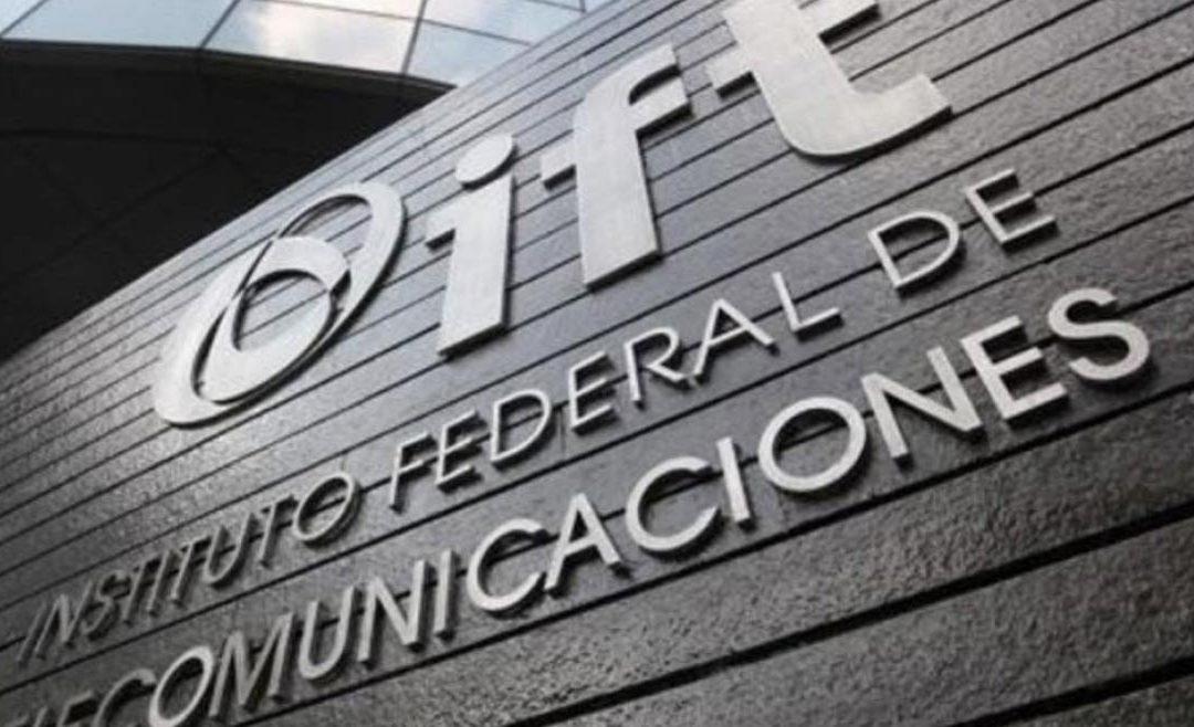 IFT permitirá denunciar prácticas irregulares en telecomunicaciones vía internet (09 12, 2018)