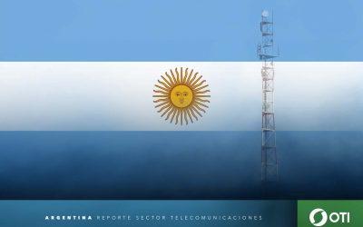 Argentina: 4Q20 Ingresos Telecom y TV de paga
