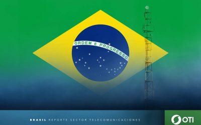 Brasil: 1Q-20 Ingresos de telefonía fija, telefonía móvil y TV restringida