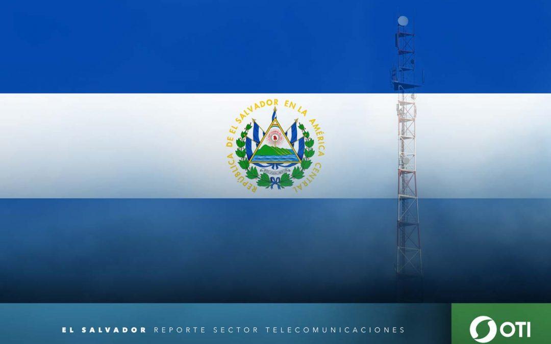 El Salvador: 1Q-20 Ingresos de telefonía fija, telefonía móvil y TV restringida