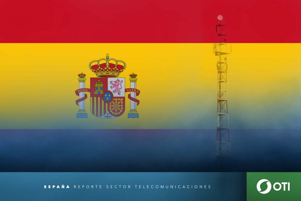 España estadísticas OTI Telecom