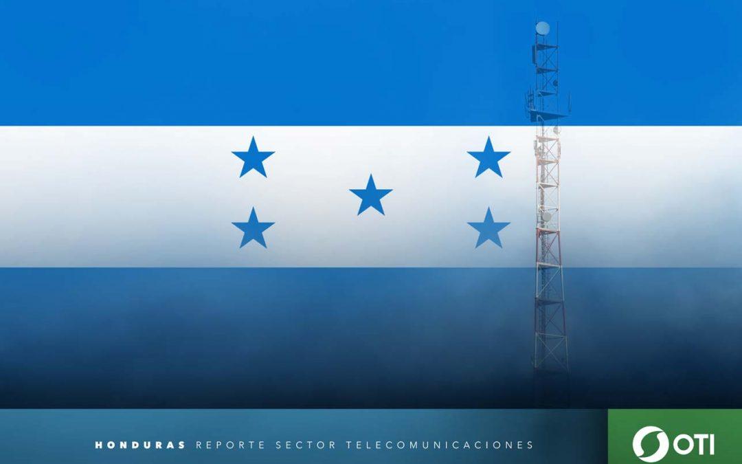 Honduras: 1Q-20 Ingresos de telefonía fija, telefonía móvil y TV restringida