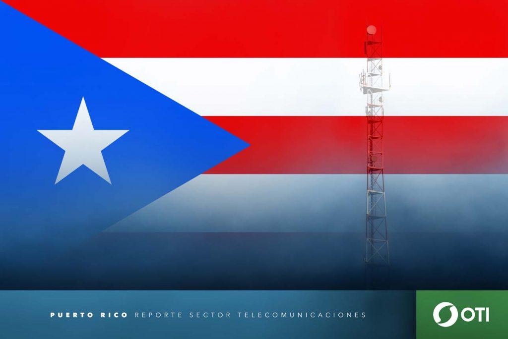 Puerto Rico estadísticas OTI Telecom