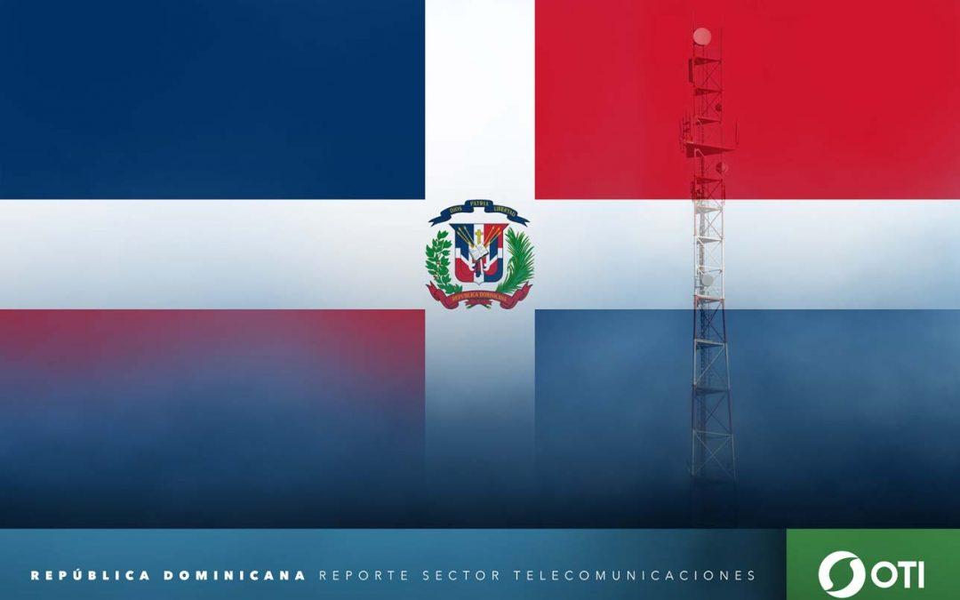 República Dominicana: 1Q-20 Ingresos de telefonía fija, telefonía móvil y TV restringida