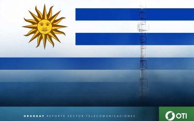 Uruguay: 1Q-20 Ingresos de telefonía fija, telefonía móvil y TV restringida